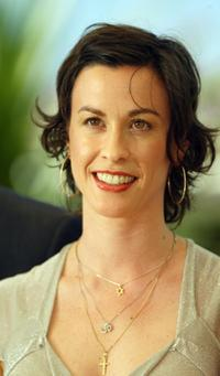 Alanis Morissette at the photocall of