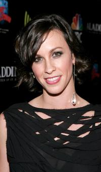 Alanis Morissette at the 2004 Radio Music Awards.