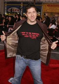 Ray Park at the screening of