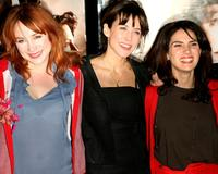 Julie Depardieu, Sophie Marceau and Maya Sansa at the premiere of