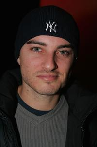 Kerr Smith at the William Morris Agency party during the Sundance Film Festival.
