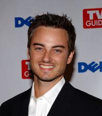 Kerr Smith at the TV Guide's Second Annual Emmy after party.