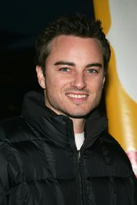 Kerr Smith at the premiere of