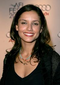 Leonor Varela at the screening of