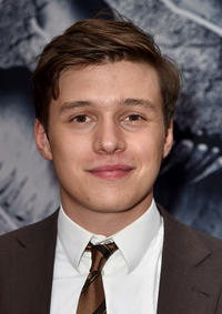 Nick Robinson at the California premiere of