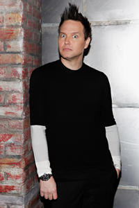 Mark Hoppus at the portrait session of