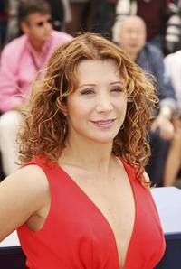 Cheri Oteri at the photocall to promote