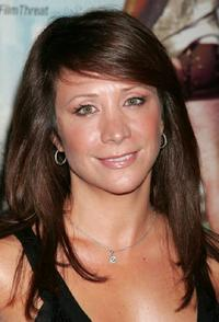 Cheri Oteri at the world premiere of