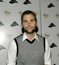Seann William Scott at the Zac Posen Spring 2007 after party during the Olympus Fashion Week.