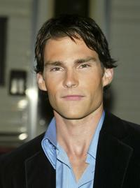 Seann William Scott at the premiere of