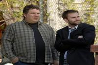 Jeff Garlin and Seann William Scott in