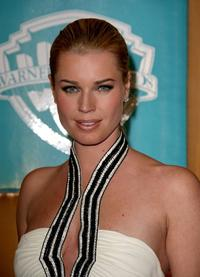Rebecca Romijn at the In Style Magazine and Warner Bros. Studios Golden Globe after party.