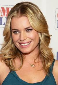 Rebecca Romijn at the