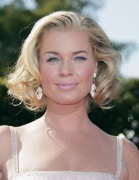 Rebecca Romijn at the 59th Annual Primetime Emmy Awards.