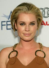 Rebecca Romijn at the screening of