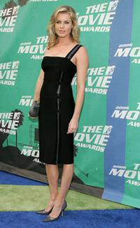 Rebecca Romijn at the 2006 MTV Movie Awards.
