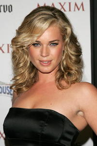 Rebecca Romijn at the Maxim Hot 100 party.