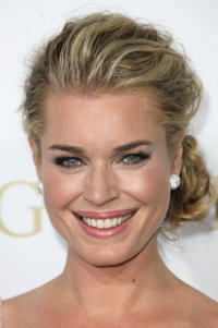 Rebecca Romijn at the California premiere of