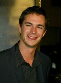 James D'Arcy at the Los Angeles premiere of