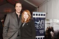 James D'Arcy and Rachel Hurd-Wood at the