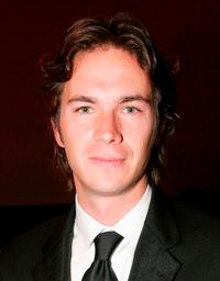 James D'Arcy at the 2005 Golden Kinnaree Awards during the Bangkok International Film Festival.