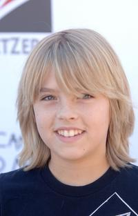 Cole Sprouse at the Camp Ronald McDonald for kids 14th Annual Family Halloween Carnival.