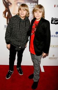 Cole Sprouse and Dylan Sprouse at the Hollywood Life Magazines 9th annual Young Hollywood Awards.