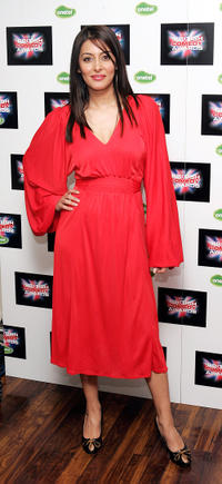 Laila Rouass at the British Comedy Awards 2005 in London.