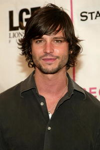 Jason Behr at the Tribeca screening of