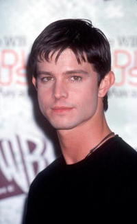 Jason Behr at The WB Radio Music Awards in Las Vegas.