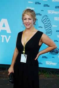 Sacha Horler at the Movie Extra Tropfest 2009.