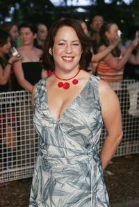 Sacha Horler at the Tropfest Short Film Festival 2005.