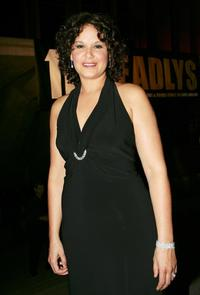 Leah Purcell at the 2005 Deadly Awards.