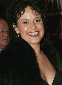 Leah Purcell at the Helpmann Awards.