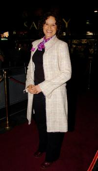Leah Purcell at the Sydney premiere of