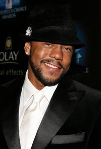 Rockmond Dunbar at the 32nd Annual People's Choice Awards After Party.