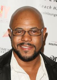 Rockmond Dunbar at the Ebony Magazine Pre-Oscar Celebration-Take 4.