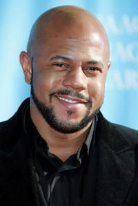 Rockmond Dunbar at the 39th NAACP Image Awards.