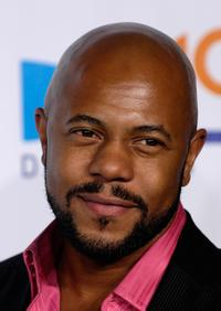 Rockmond Dunbar at the DirecTV Celebrates Emmy Night And 100 HD Channels party.