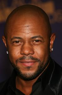 Rockmond Dunbar at the Film Life's 2006 Black Movie Awards.