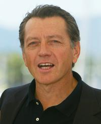 Bernard Giraudeau at the photocall of