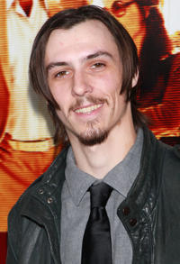 Jake Richardson at the California premiere of