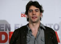 Eduardo Noriega at the photocall of