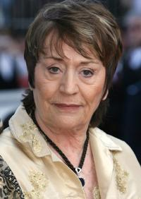 Annie Girardot at the screening of
