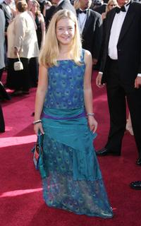 Madylin Sweeten at the 56th Annual Primetime Emmy Awards.
