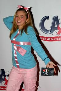 Madylin Sweeten at the 11th Annual Children Affected by AIDS Dream Halloween fundraiser.