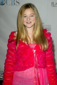 Madylin Sweeten at the Everybody Loves Raymond Series Wrap party.