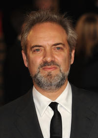 Director Sam Mendes at the Royal world premiere of