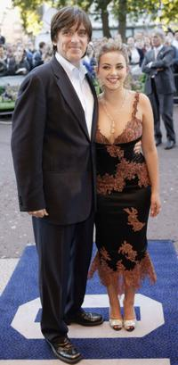 Craig Ferguson and Charlotte Church at the London Premiere of