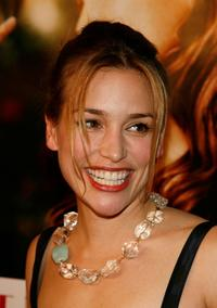 Piper Perabo at the world premiere of